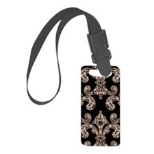 FleurTribVoodooFb441_iphone Luggage Tag