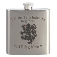 1st Bn 28th Inf Flask