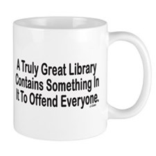 GREAT LIBRARY Mug