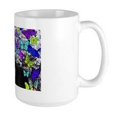 Freckles in Butterflies II Mug