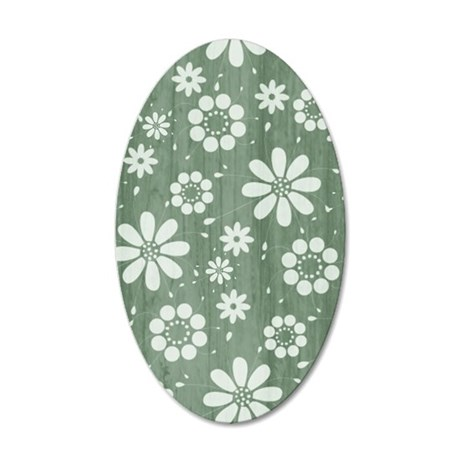 67 35x21 Oval Wall Decal