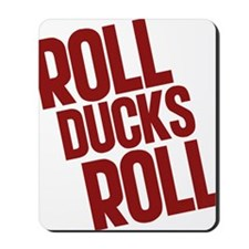 roll-ducks-roll_dark Mousepad