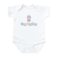 Olivia Princess Infant Bodysuit