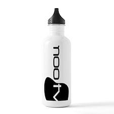 MooTV Logo 25-200 rgb  Water Bottle