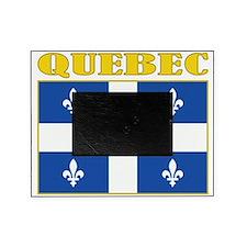 Quebec-Flag Picture Frame