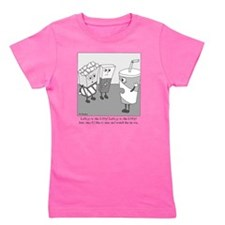 Lets All Go To the Lobby Girl's Tee