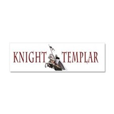 kt mounted bumper sticker Car Magnet 10 x 3