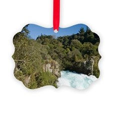 Huka Falls and Waikato River, nea Ornament