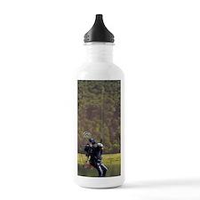 Paramotor skimming wat Sports Water Bottle