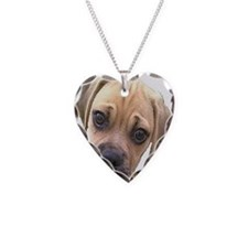 pugglepic Necklace Heart Charm