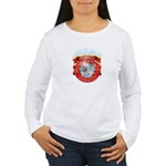 TeamPyro! Women's Long Sleeve T-Shirt