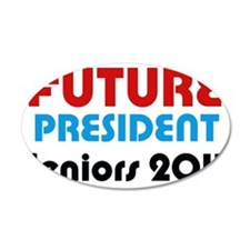 Future Pres Wall Decal