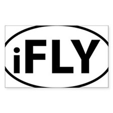 iFLY Decal