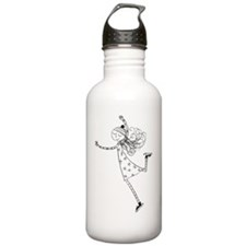 skater for T zoe Water Bottle