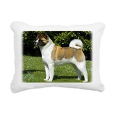 Akita 9R047D-143 Rectangular Canvas Pillow