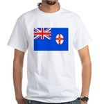 New South Wales White T-Shirt
