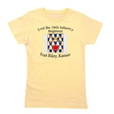 2nd Bn 16th Infantry Girl's Tee