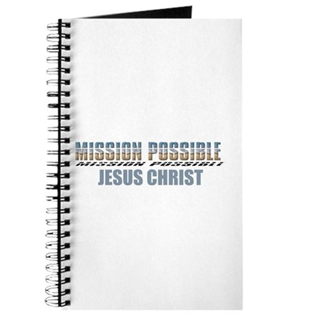 Mission Possible Journal