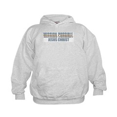 Mission Possible Kids Hoodie