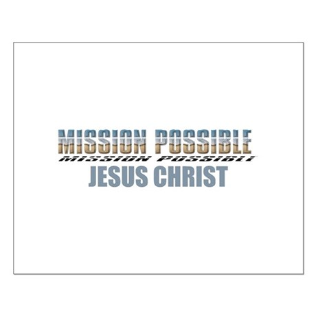 Mission Possible Small Poster