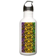 MGrasFcolorsCrPatCJr Water Bottle