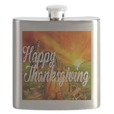 Thanksgiving Flask