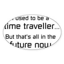 timetraveller_black Decal
