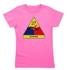 27th Armored Division - Empire Girl's Tee