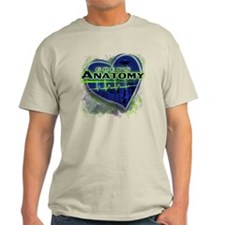 Greys Anatomy TV Fan Light T-Shirt