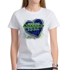 Greys Anatomy TV Fan Women's T-Shirt