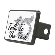 Talk-To-The-Tail-2 Hitch Cover