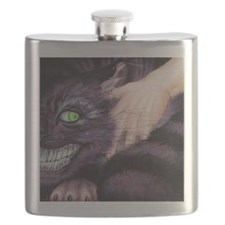 Cheshire Cat Flask