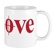 Love at first sight rev Mug