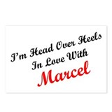 In Love with Marcel Postcards (Package of 8)