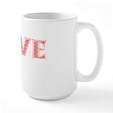 lve_plaindropcap Mug