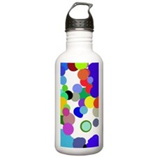 Pollock Colin Colors T Water Bottle