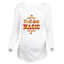 MAGIC Long Sleeve Maternity T-Shirt