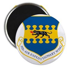 332 Air Expeditionary Wing Magnet