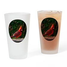 cardinalCIR Drinking Glass