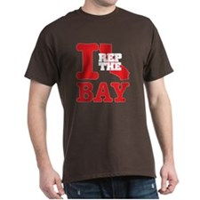 I REP THE BAY T-Shirt
