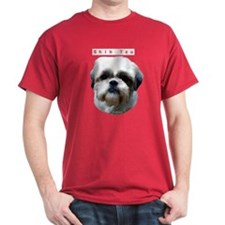Shih Tzu Head T-Shirt