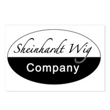 sheinhardt_wigs Postcards (Package of 8)