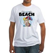 123GIRLLOVEBEACH Shirt