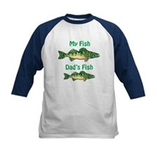 My fish, dad's fish - Tee