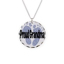 Proud Grandma (Boy) Necklace