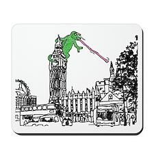 london cameleon Mousepad