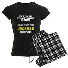 Jackass Whisperer Pajamas