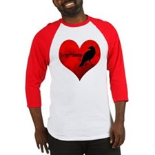 HEART_Crow Baseball Jersey