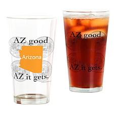 Arizona Drinking Glass