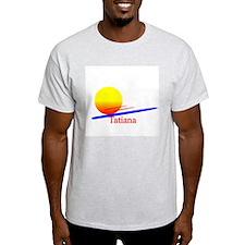 Tatiana Ash Grey T-Shirt